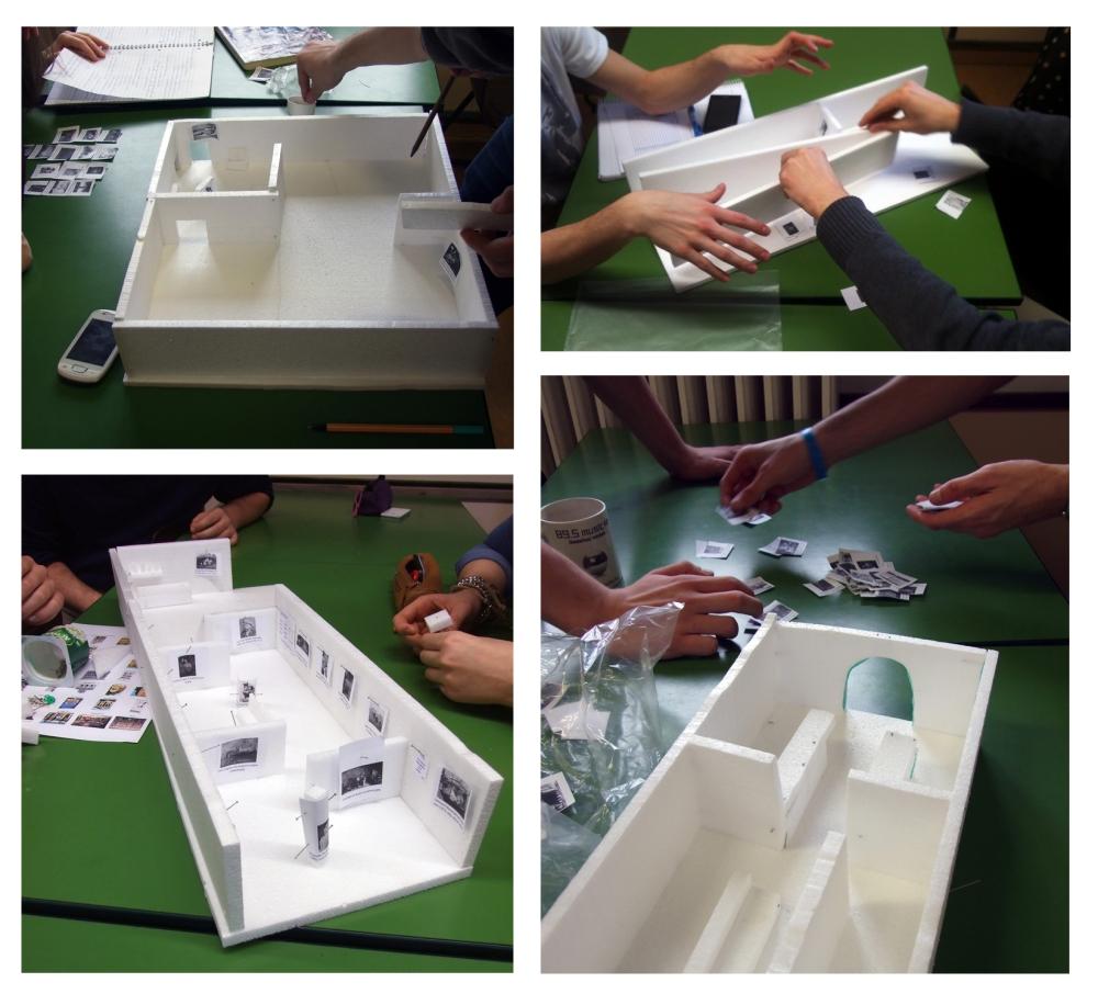 art history class activity
