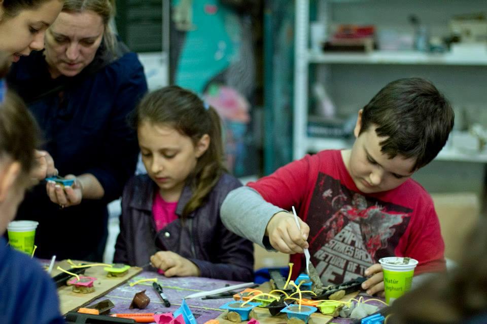 concrete childrens workshop