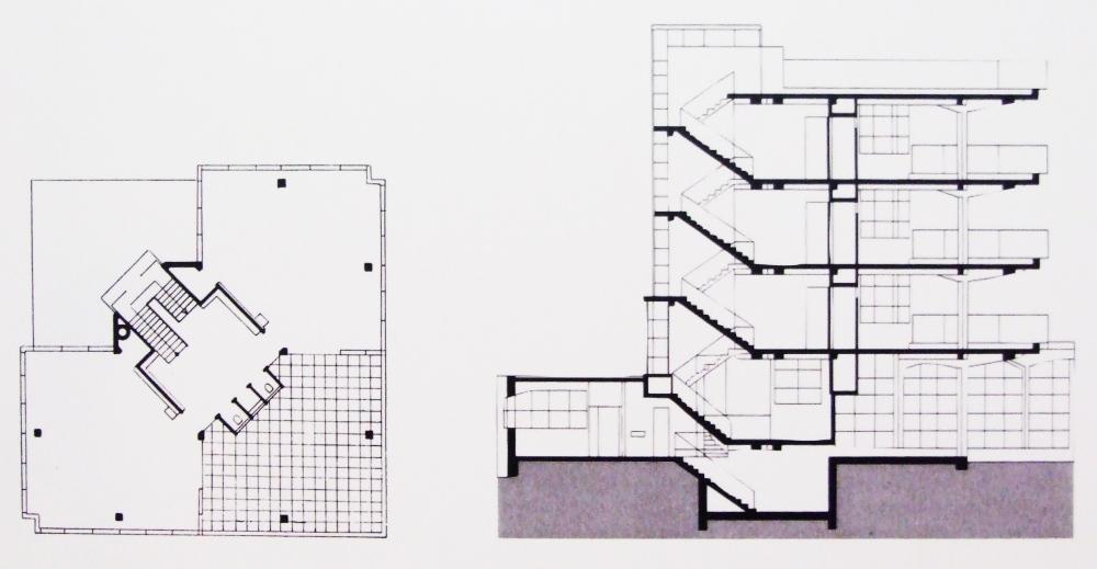 _holland népiskola 1930 két osztály osztozik egy teraszon szabadtéri oktatásra jan duiker amsterdam